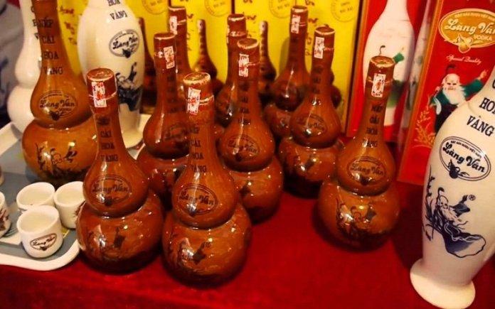 Известное вьетнамское Вино, которое стоит попробовать