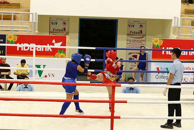 Соревнования по Муай Таю в Нячанге