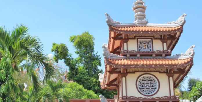 Пагода Лонг Шон, гугл карта, как добраться