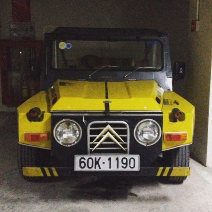 автомобиль вьетнамского производства