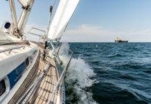 Международная яхтенная гонка