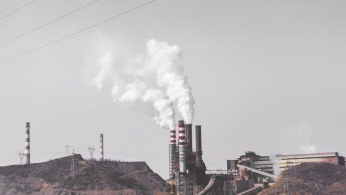 Уровень загрязнения воздуха во Вьетнаме