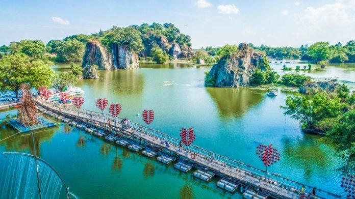 Bửu Long - новое туристическое направление рядом с Сайгоном
