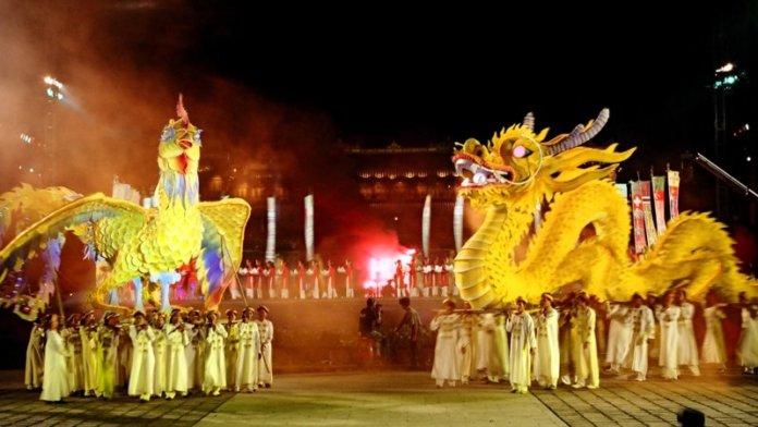 Фестиваль в Хюэ, Вьетнам