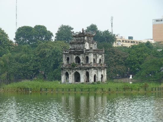 башня черепахи - ханой
