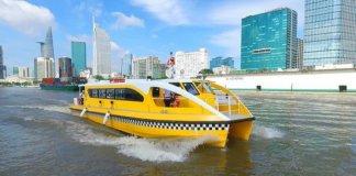 водные автобусы в хошимине