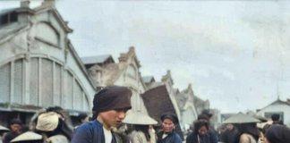 Старые фотографии города Ханой